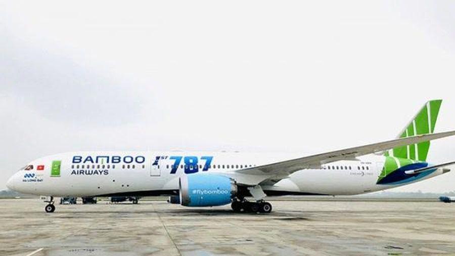 Bamboo Airways bay thẳng Hà Nội – Đài Bắc (Đài Loan) chuyến đầu tiên sau dịch