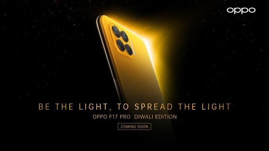 Sang trọng và quyến rũ OPPO F17 Pro Diwali Edition