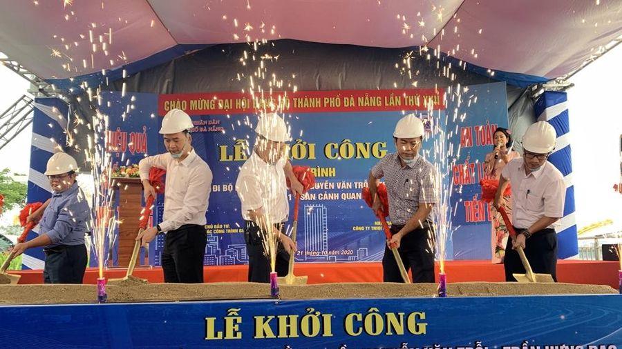 Đà Nẵng: Khởi công tuyến phố đi bộ Bạch Đằng - Nguyễn Văn Trỗi - Trần Hưng Đạo