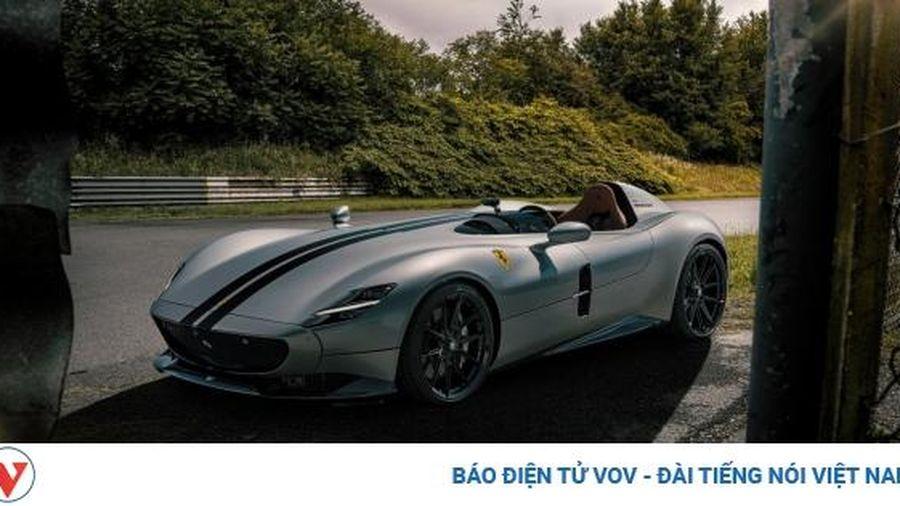 Novitec ra mắt gói độ đặc biệt dành cho Ferrari Monza