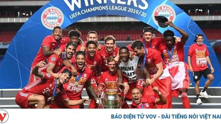 Bayern - Atletico Madrid: Ra ngõ gặp... xe buýt