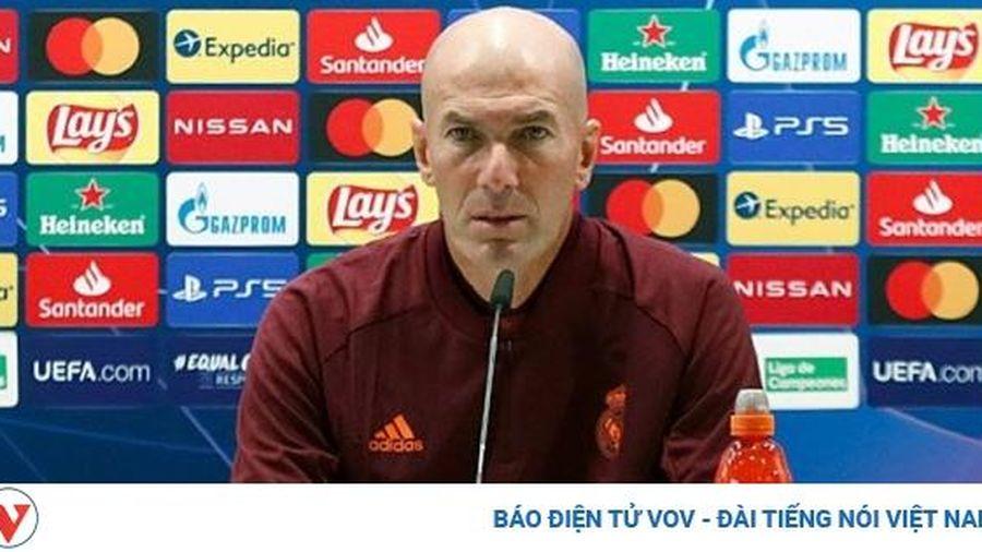 Real Madrid - Shakhtar Donetsk: Zizou viết 'chiến thư' gửi đến Barca?