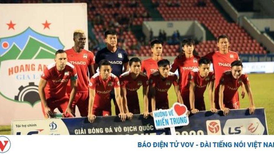 Vì sao Tuấn Anh không được ra sân ở trận gặp Than Quảng Ninh?