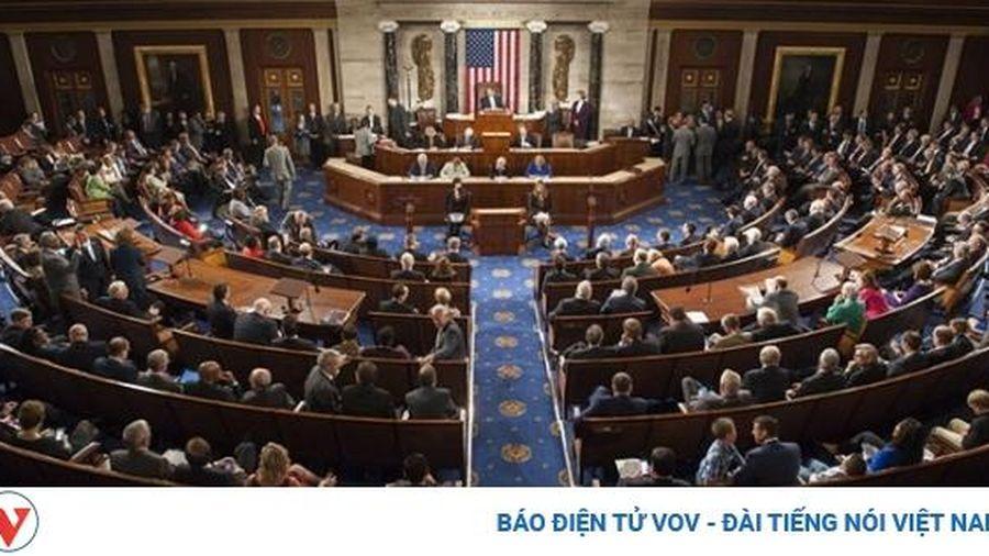 Đảng Cộng hòa đứng trước nguy cơ mất quyền kiểm soát Thượng viện