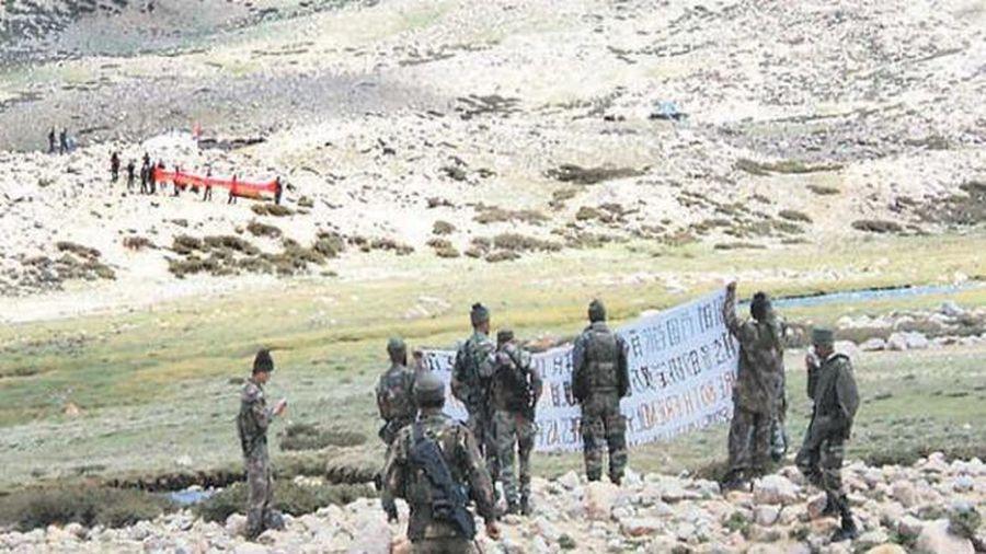 Lính Trung Quốc bị Ấn Độ bắt đã được thả