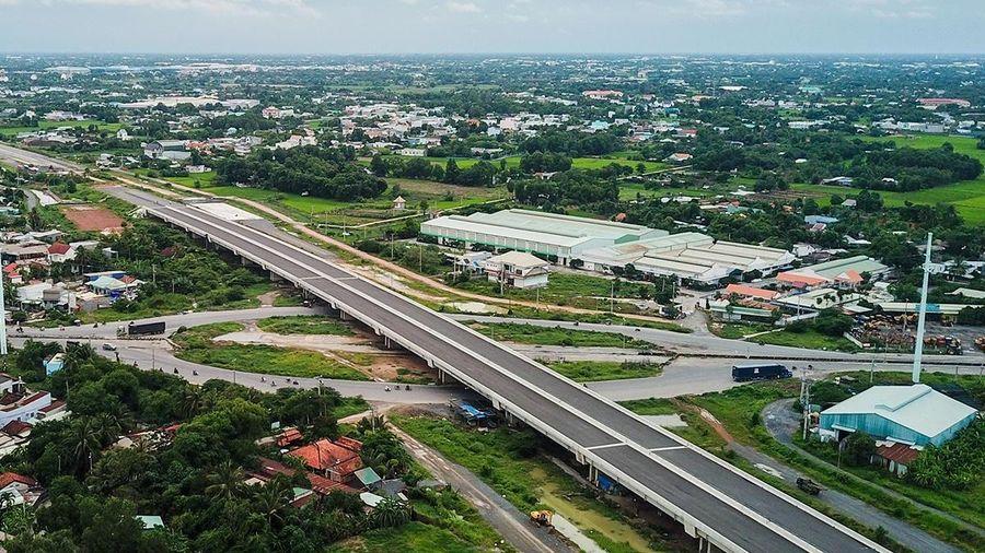Cao tốc Bến Lức - Long Thành hoãn thi công vì 'đói' vốn