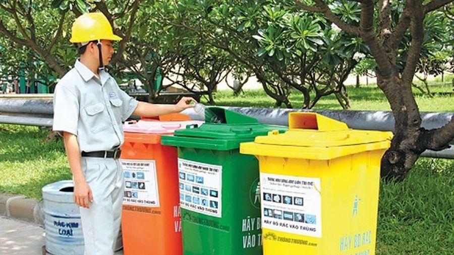 Từ ngày 1-11, Hà Nội giảm thiểu chất thải nhựa tại các cơ quan hành chính