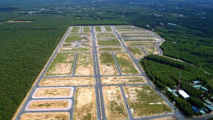 Đồng Nai giao hơn 1.800ha đất để xây dựng sân bay Long Thành