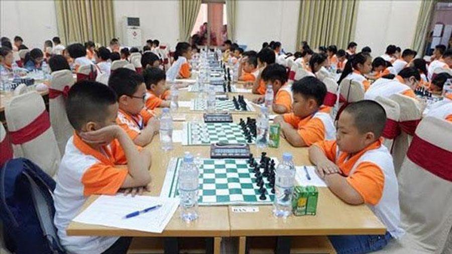 Khai mạc Giải Vô địch cờ vua trẻ xuất sắc toàn quốc