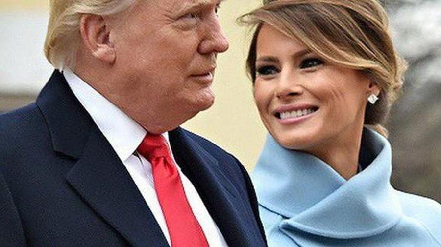 Hủy xuất hiện cùng Tổng thống Donald Trump trong ngày 20/10, Đệ nhất Phu nhân Mỹ dấy lên nghi ngại về sức khỏe