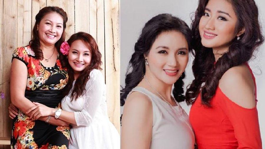 Nhan sắc những bà mẹ trẻ trung, xinh đẹp của sao Việt