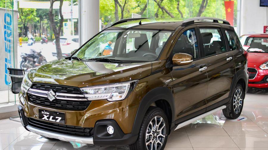 Suzuki XL7 có hiện tượng thấm dầu tại Việt Nam, hãng xe Nhật nói gi?