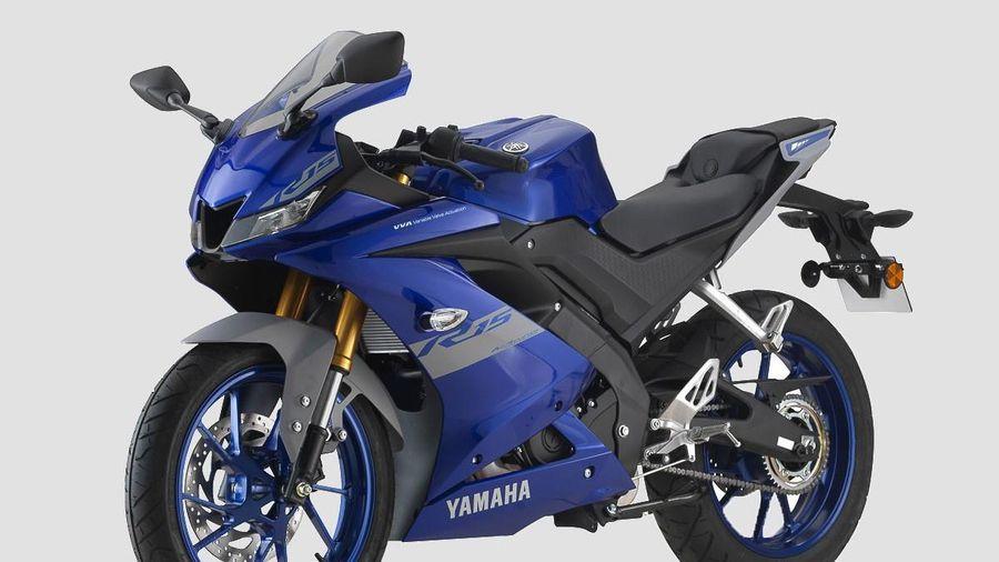 Yamaha YZF-R15 được bổ sung thêm 2 phiên bản màu mới tại Malaysia