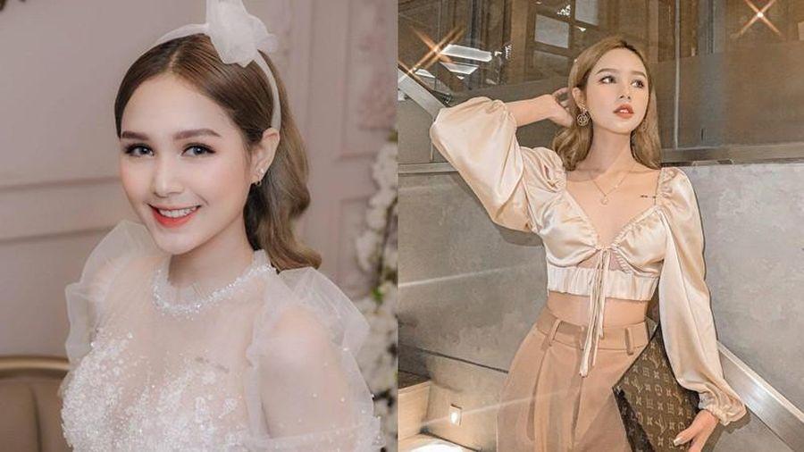 Gu thời trang sành điệu của bạn gái 18 tuổi 'streamer giàu nhất Việt Nam'