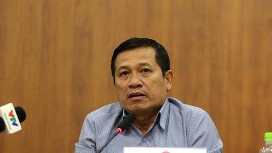 Trưởng ban Trọng tài VFF 'áy náy' với Nam Định