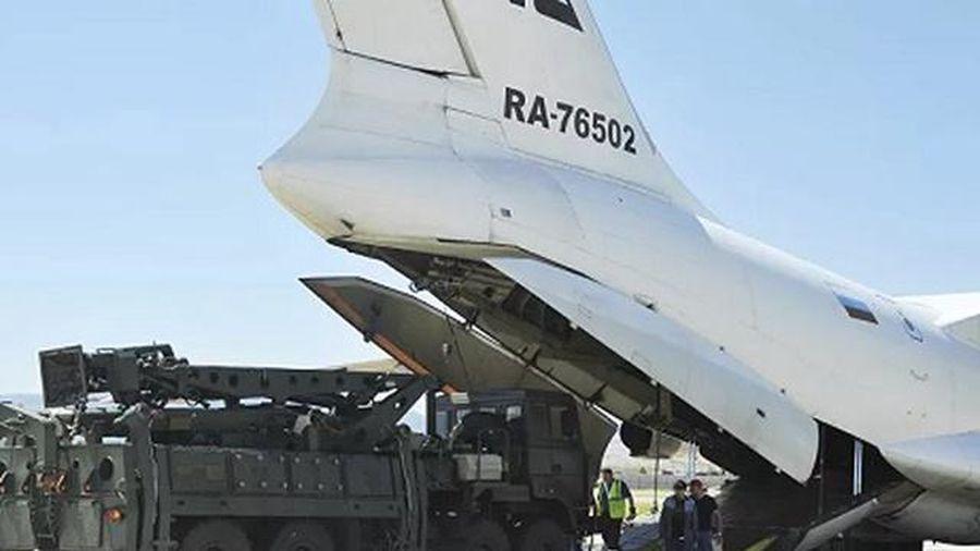Đã có 'rồng lửa' S-400 của Nga, Thổ Nhĩ Kỳ vẫn sẵn sàng tậu Patriot của Mỹ