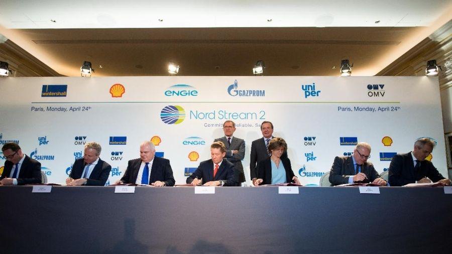 Hơn 120 công ty châu Âu bị ảnh hưởng trực tiếp từ đòn trừng phạt của Mỹ vào Nord Stream 2