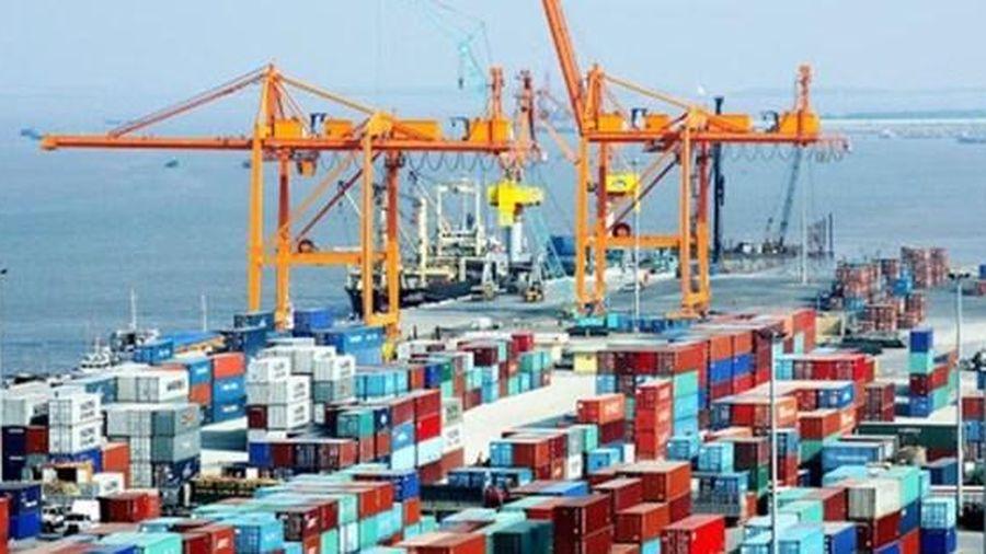 Nửa đầu tháng 10, trị giá xuất nhập khẩu hàng hóa của Việt Nam đạt 24,64 tỷ USD