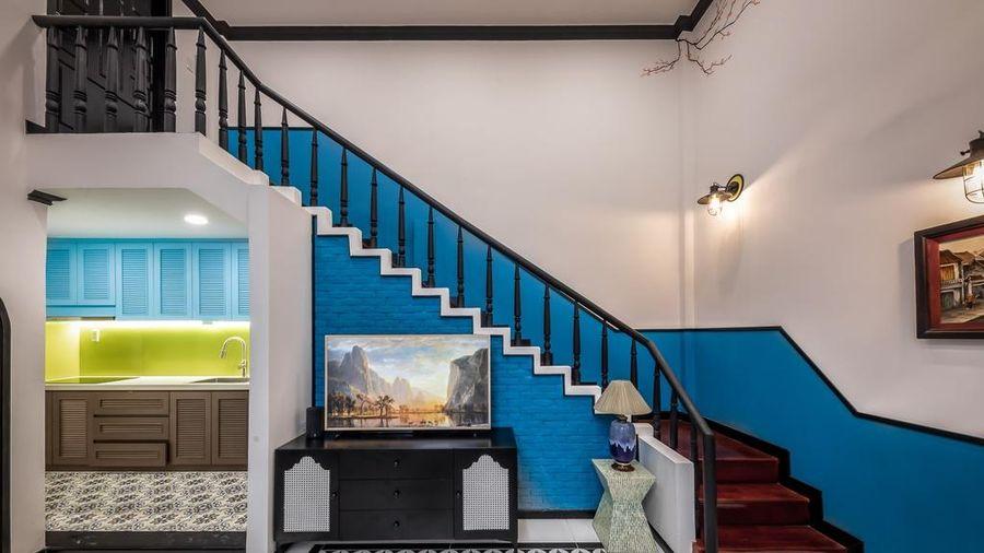 Cải tạo chung cư cũ phong cách Đông Dương với 700 triệu đồng