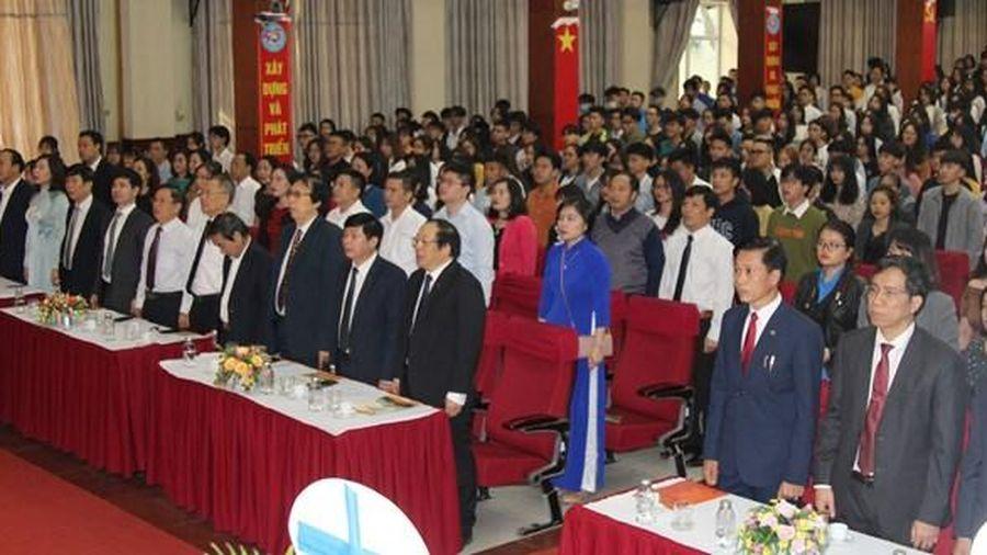 Học viện Báo chí và Tuyên truyền khai giảng năm học mới