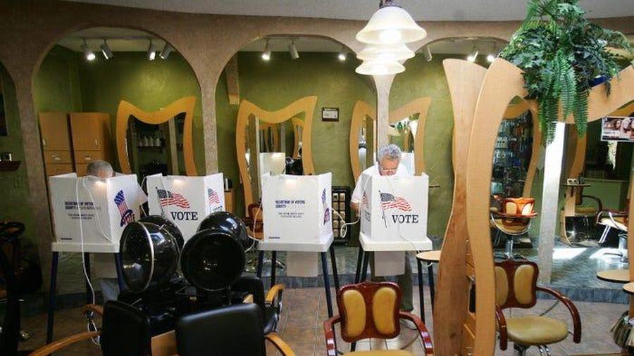 Những điểm bỏ phiếu độc nhất vô nhị trong bầu cử Mỹ