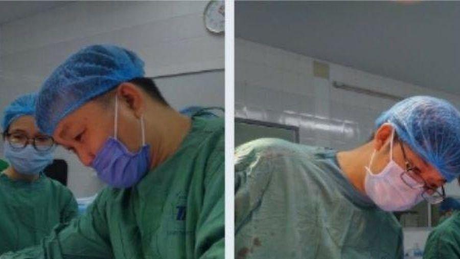 Hy hữu bệnh nhân bị đâm thủng tim 99% được cứu sống