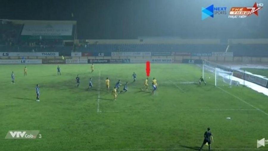Trọng tài V-League sai lầm 'chết người', cấp trên phát biểu khó tin