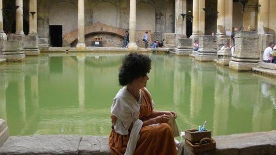Có gì trong nhà tắm công cộng nổi tiếng bậc nhất thời kỳ La Mã?