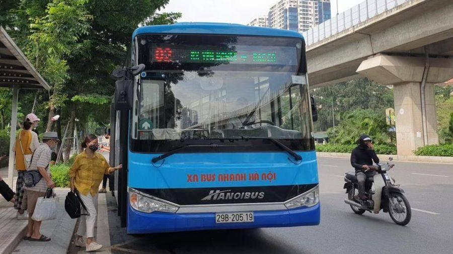 Hà Nội đề xuất ưu tiên vốn ODA đầu tư phương tiện vận tải công cộng