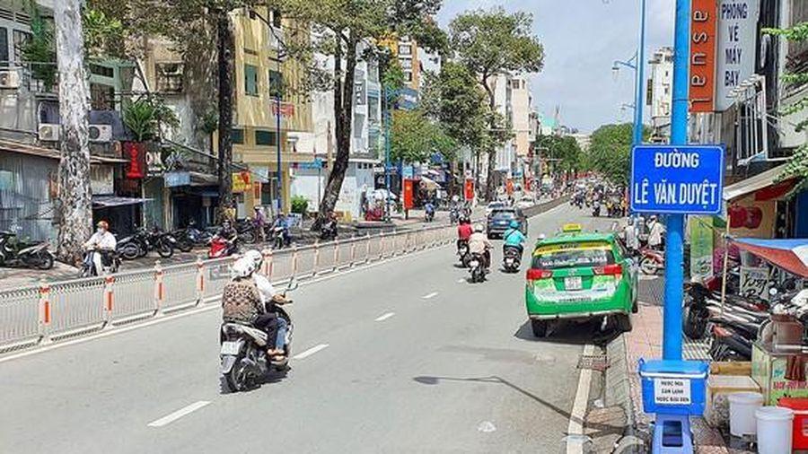 Đổi tên đường Lê Văn Duyệt - Tạo mọi điều kiện thuận lợi cho người dân