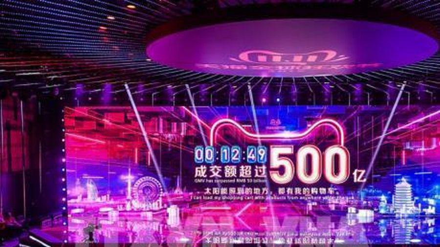 Alibaba kỳ vọng sẽ có 800 triệu người mua hàng trong 'Ngày Độc thân' 2020