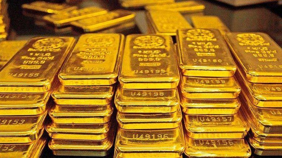 Giá vàng trong nước đảo chiều đi xuống