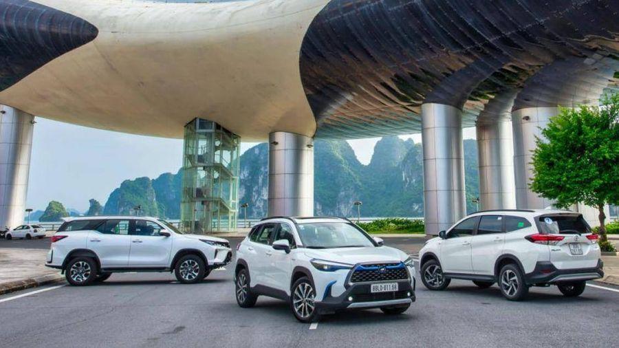 Toyota Việt Nam và cuộc cách mạng trên những mẫu xe mới