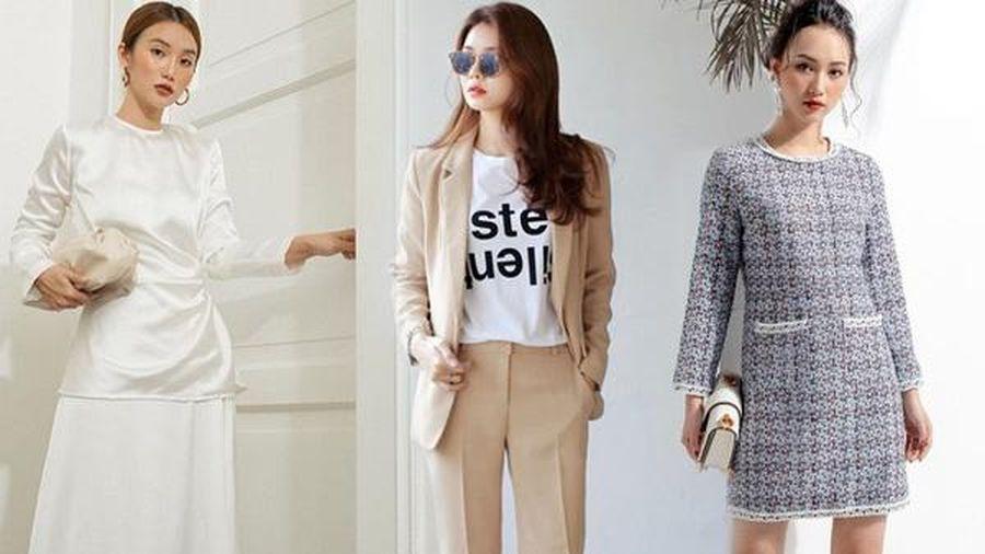 Bí quyết phối đồ sang chảnh với trang phục giá rẻ