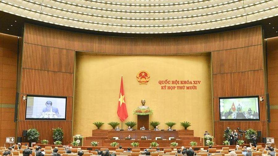 Kỳ họp thứ 10, Quốc hội khóa XIV: Bảo đảm đồng bộ trong quy định xử phạt hành chính