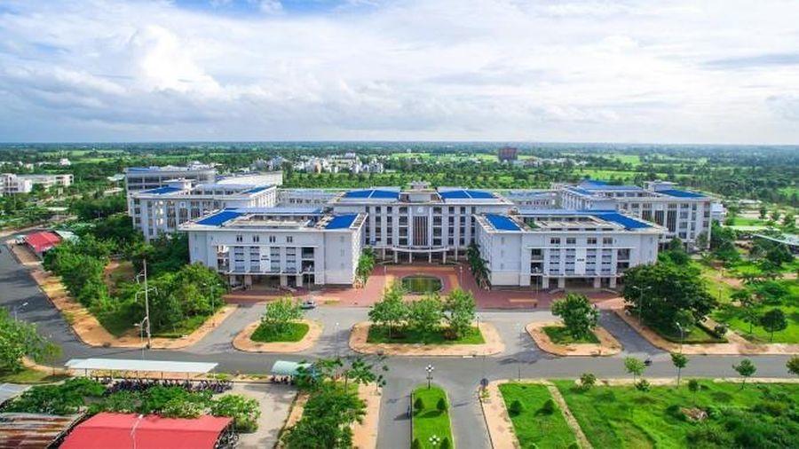 Trường Đại học An Giang: Thông báo tuyển sinh đại học, cao đẳng bổ sung đợt 2