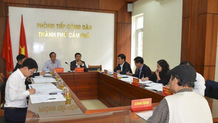 Cẩm Phả: Nêu cao trách nhiệm người đứng đầu trong giải quyết khiếu nại tố cáo