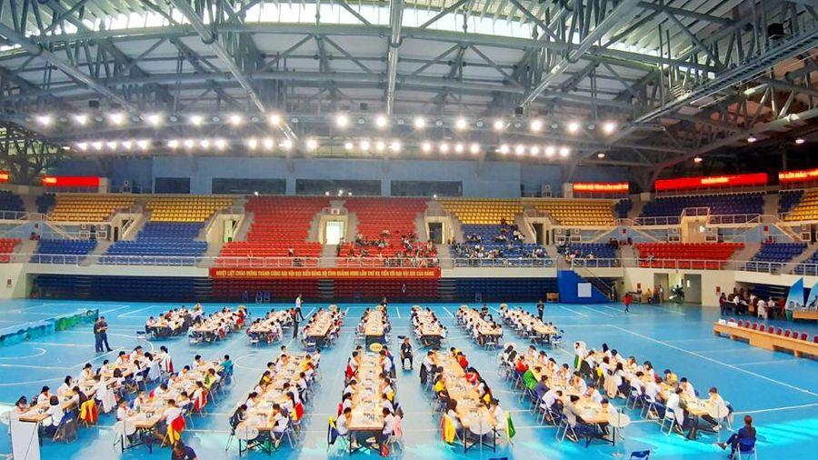 Khai mạc Giải vô địch cờ vua trẻ xuất sắc toàn quốc năm 2020 - Cúp SHB