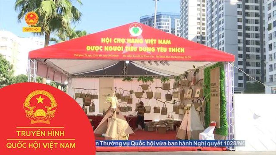 KHAI MẠC HỘI CHỢ HÀNG VIỆT NAM 2020