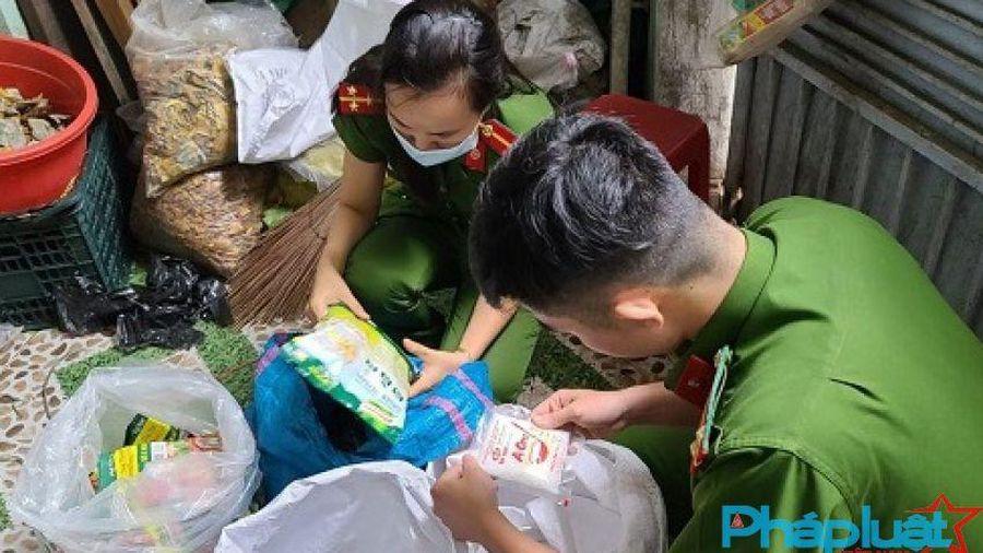 Đà Nẵng: Phát hiện cơ sở sản xuất hạt nêm, bột ngọt giả các thương hiệu nổi tiếng