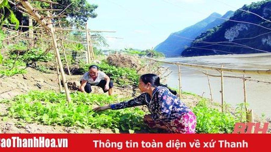 Thực hiện Chương trình giảm nghèo ở huyện Quan Hóa