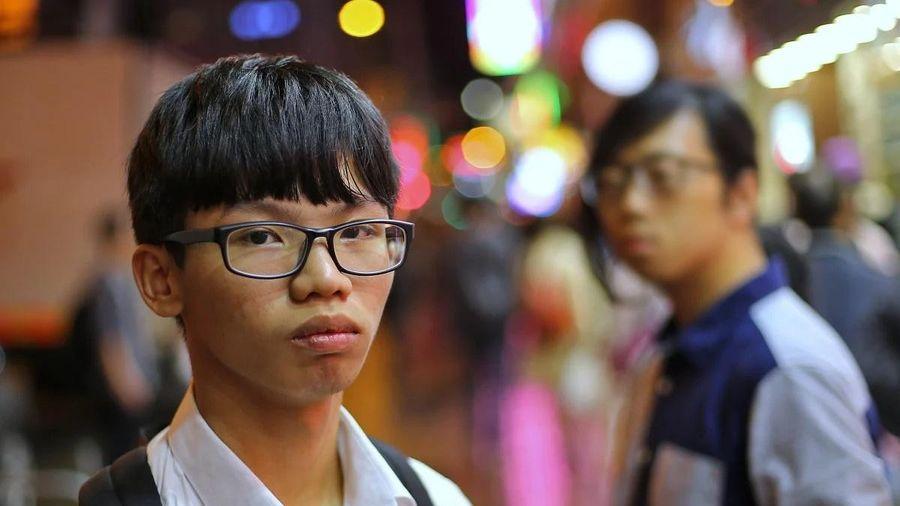 Nhà hoạt động Hong Kong bị bắt gần lãnh sự quán Mỹ