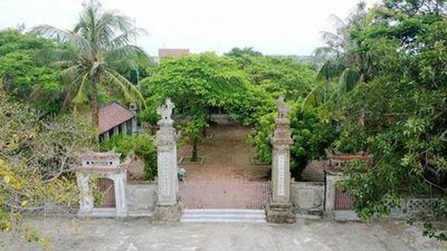 Khai quật khảo cổ tại di tích Hội Thống, Hà Tĩnh