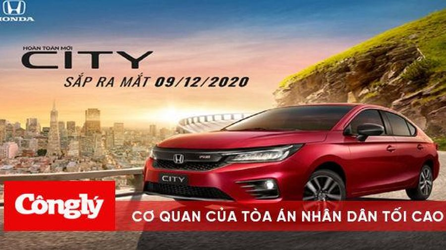 Honda chốt lịch ra mắt Honda City 2021 tại thị trường Việt Nam