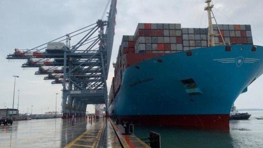 Khi nào 'siêu tàu' hơn 214.000 DWT quay lại cảng biển Việt Nam?