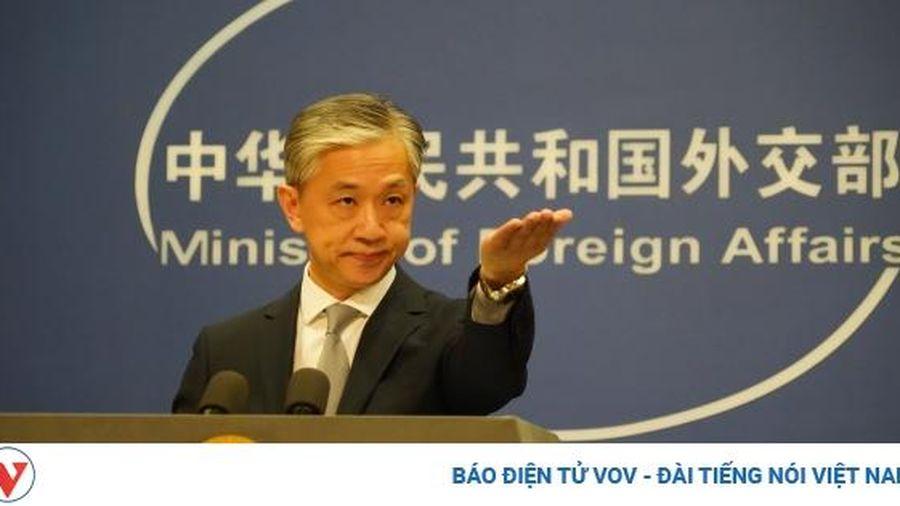 Trung Quốc chỉ trích mạnh mẽ việc Mỹ bán tên lửa cho Đài Loan (Trung Quốc)