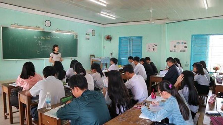 Hà Nội thành lập đội tuyển thi học sinh giỏi quốc gia