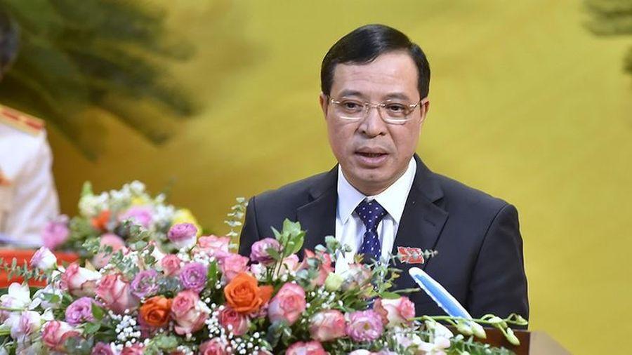 Ban chấp hành Đảng bộ tỉnh Thanh Hóa nhiệm kỳ mới có 65 người