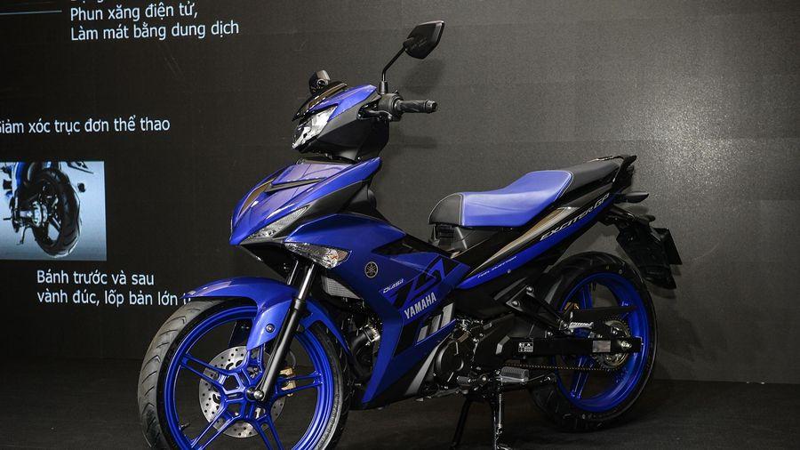 'Yamaha Exciter chưa cần thay đổi vì vẫn đang bỏ xa Winner X'