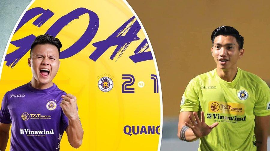 Lợi thế của Hà Nội FC trên chặng nước rút về đích